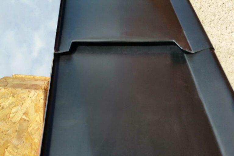 Habillage zinc noir